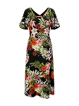 Jungle-flower dress