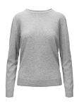 Cashmere knitted pullover